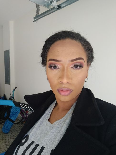 Makeup trial with pics- fh hates it 4