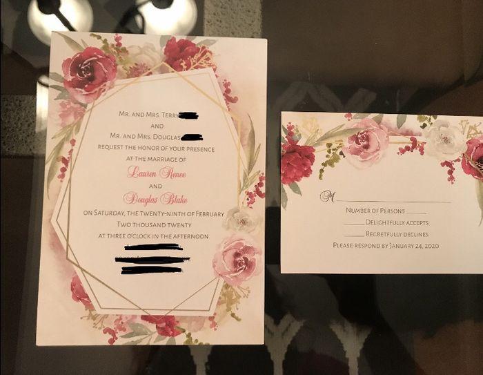 Wedding Invitations on a Budget 7