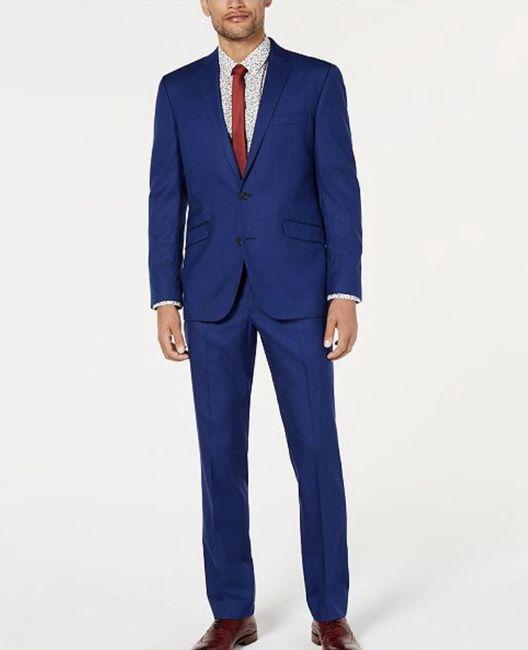 Tux/ suits ? 1