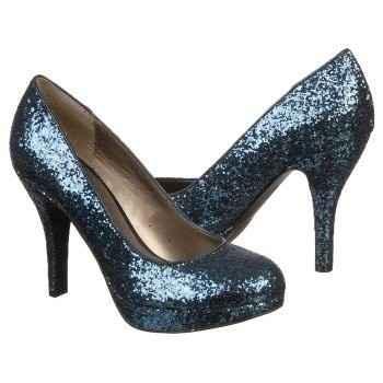 Blue Shoes?!?