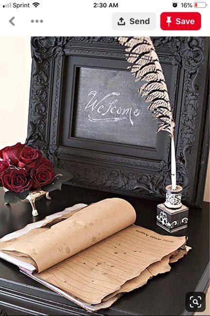 Victorian wedding - 5
