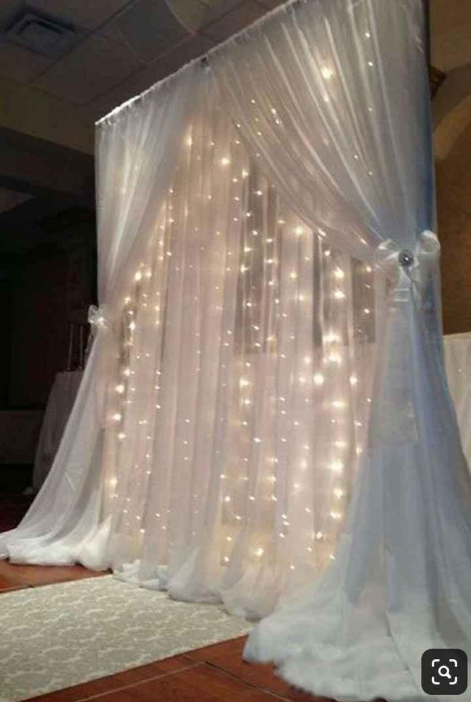 Wedding Arch/back drop - 1