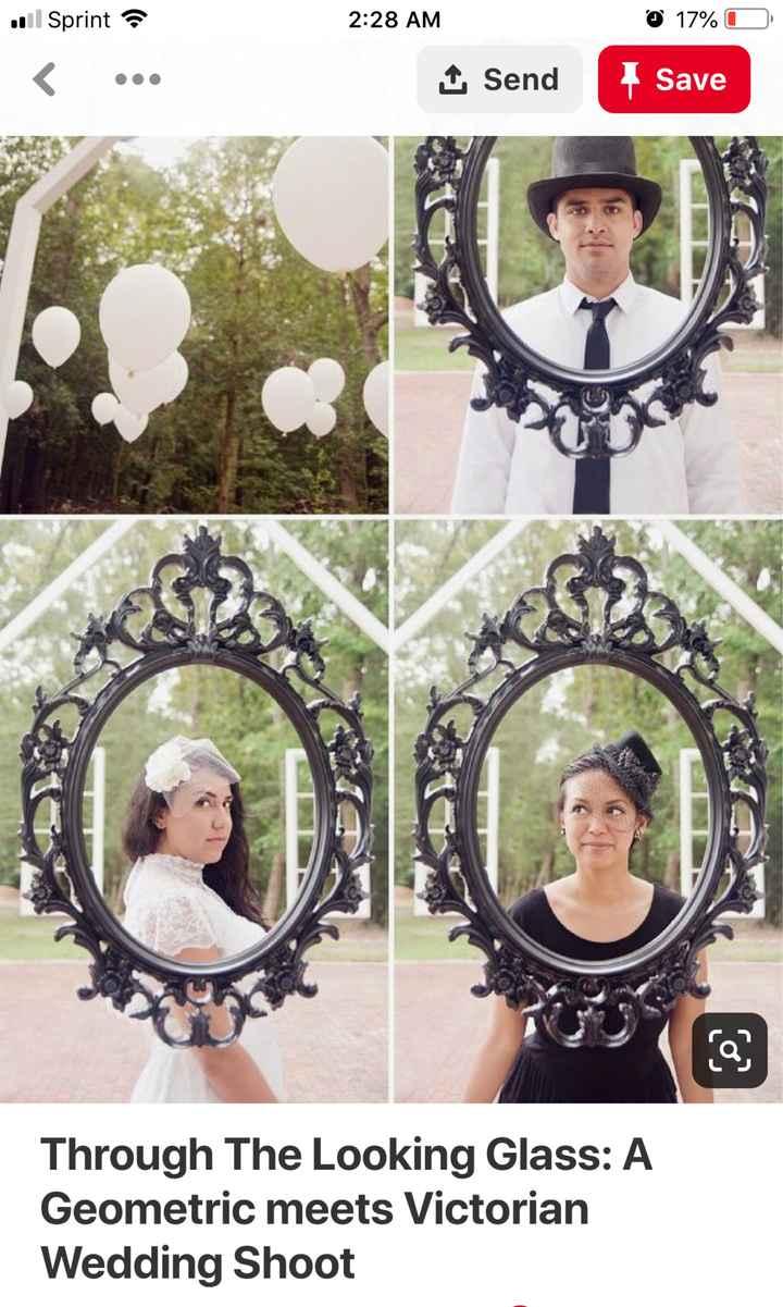 Victorian wedding - 2