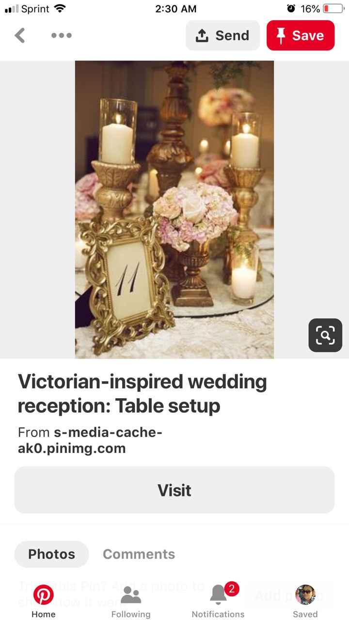Victorian wedding - 3
