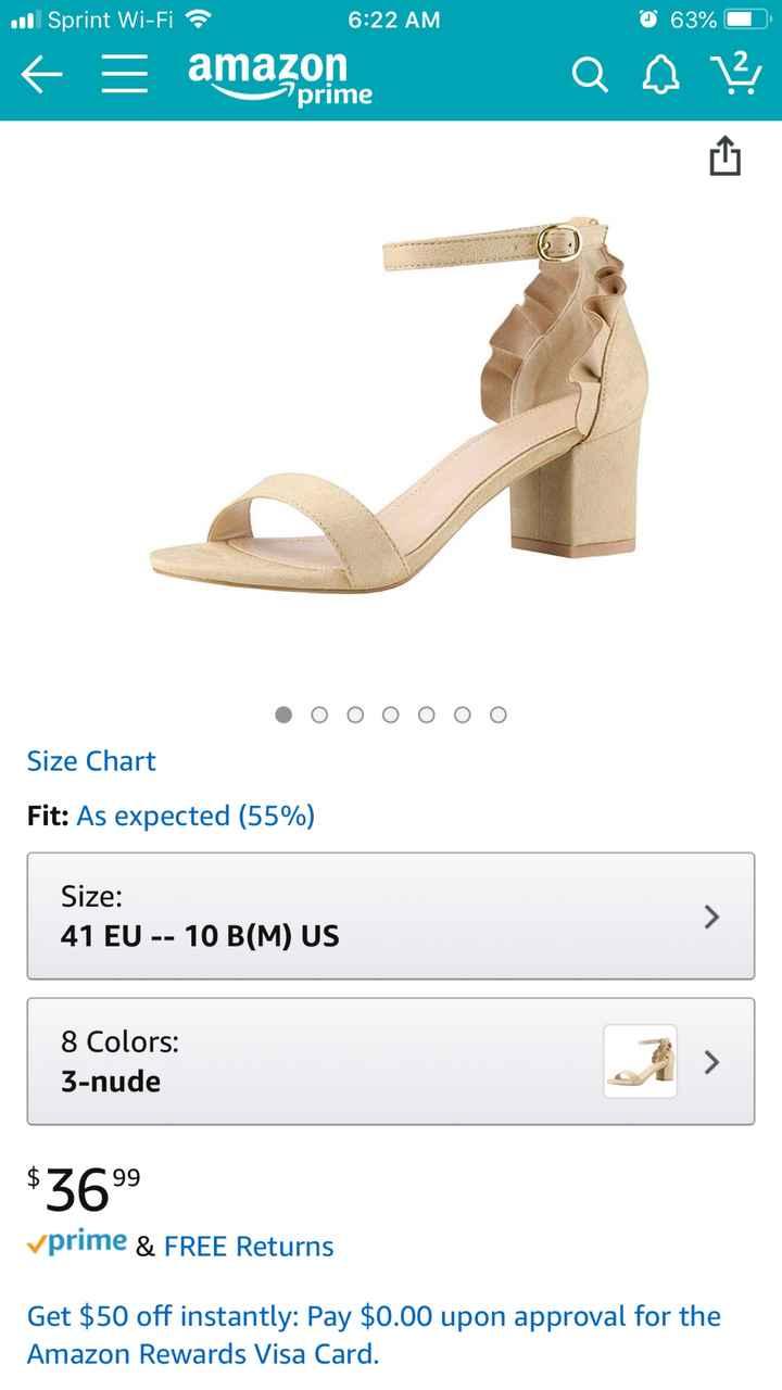 Low heels - 2