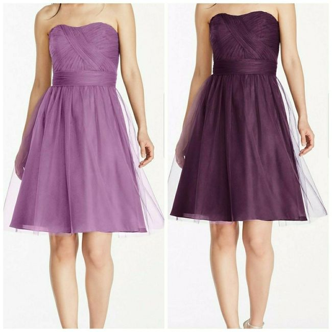 Davids Bridal Bridesmaid Dress Alterations Weddings Wedding
