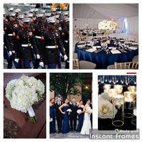 Colors to go with USMC dress blues