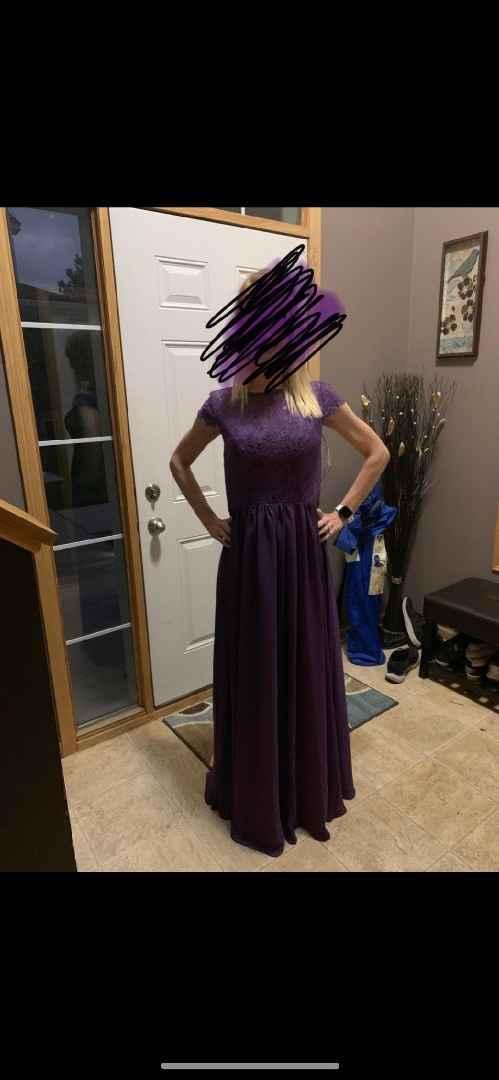 Bridesmaid Dress Choice 2