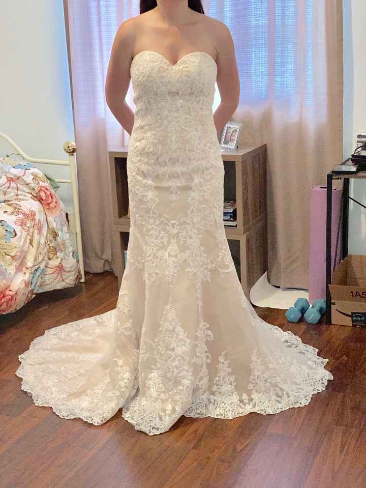 Wedding dress online - 1