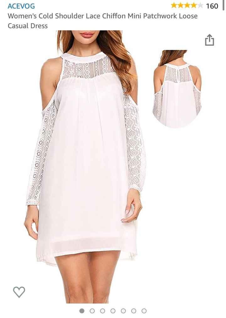 Bridal Shower dresses.. let me see Them! - 2