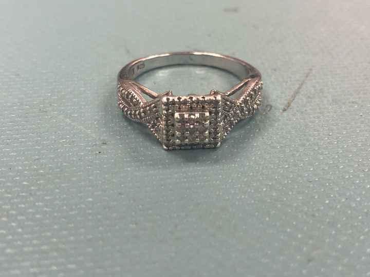 Should i change my engagement ring? - 1
