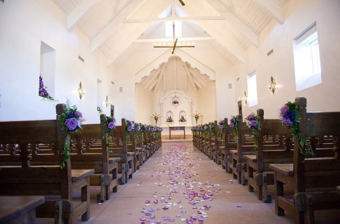 Where are you getting married? Post a picture of your venue! 3