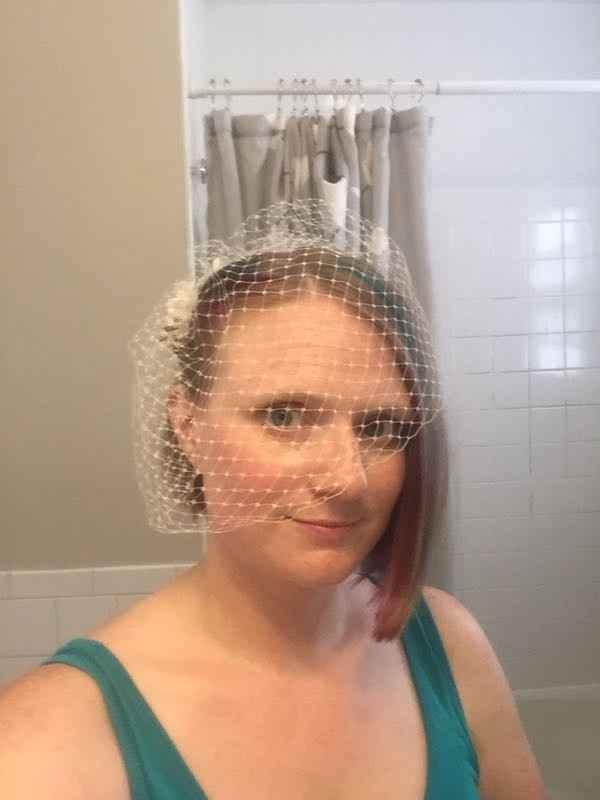 Wedding hair trial advice