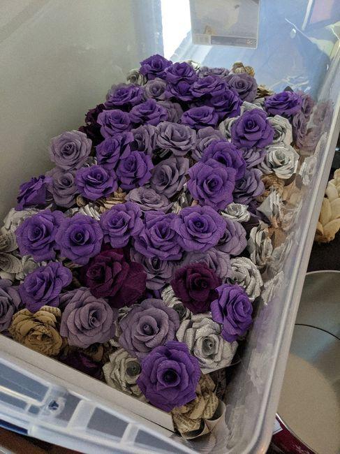 diy Flower bouquet?? 9