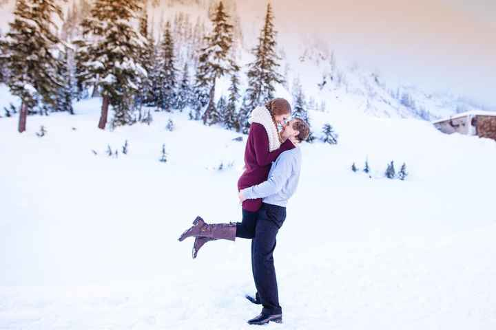 Where are you taking engagement photos? - 3