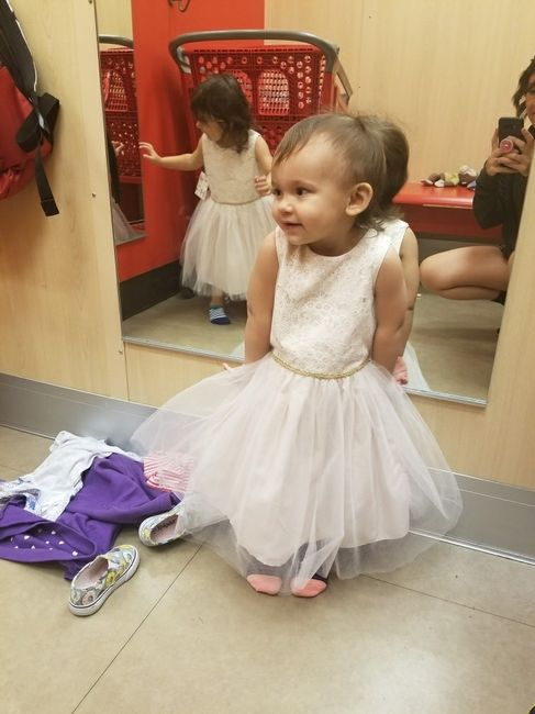 Found My Flower Girl Dresses At Target Weddings Wedding Attire