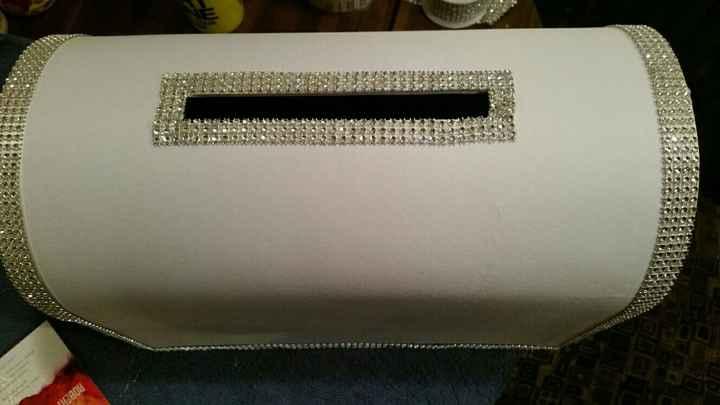 DIY card box