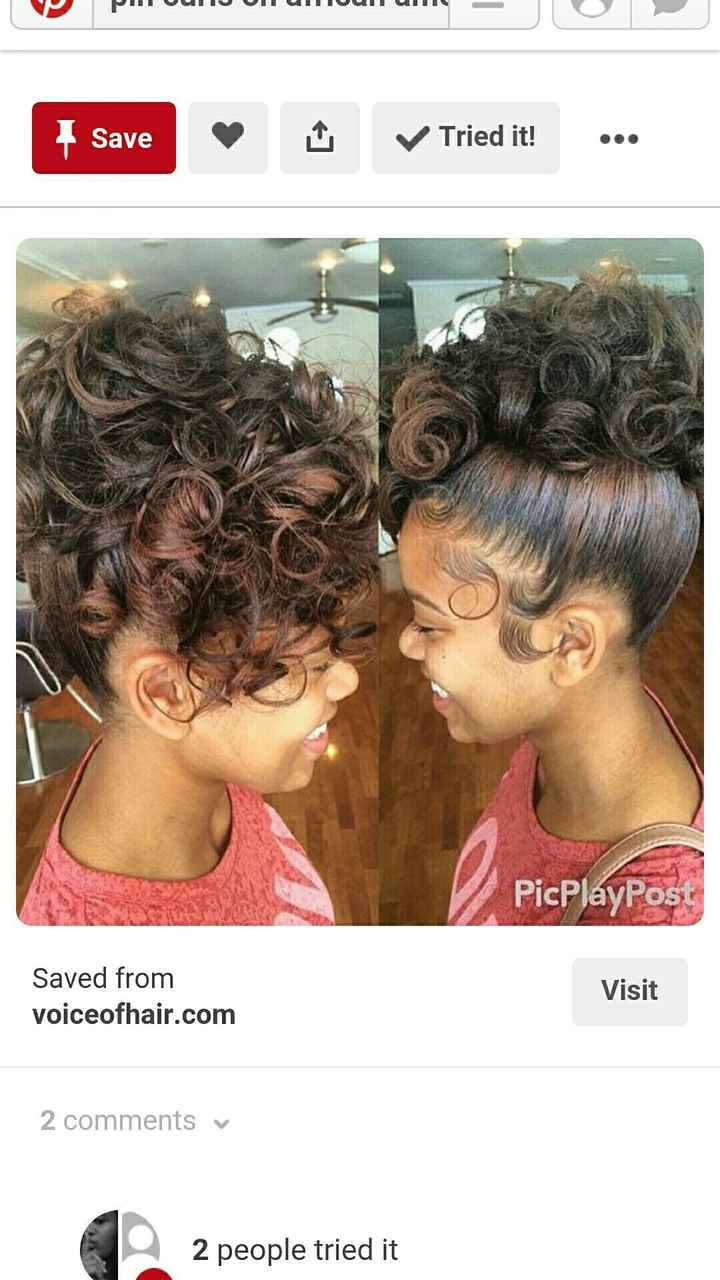 Show me your Half Up/Half Down and one Side Up Hairstyles?!