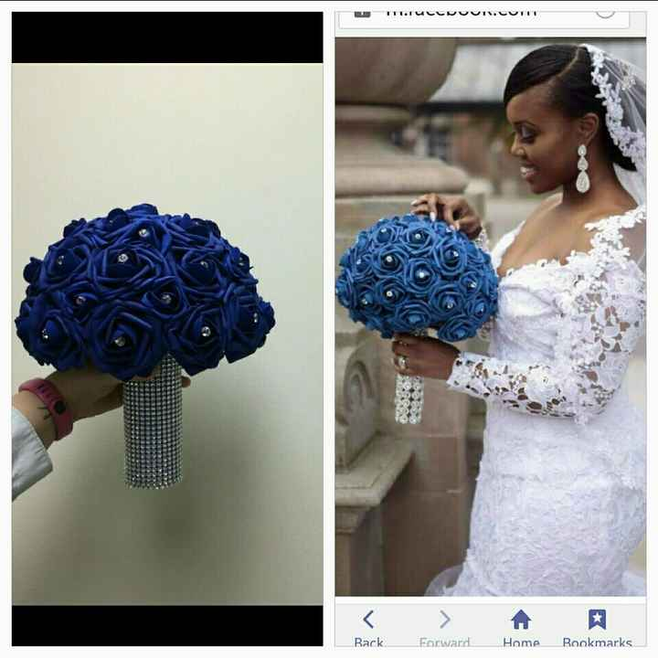 Show me your bouquets