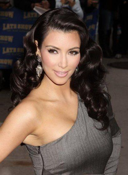 Old Hollywood Glam Hairstyle Weddings Wedding Attire Wedding
