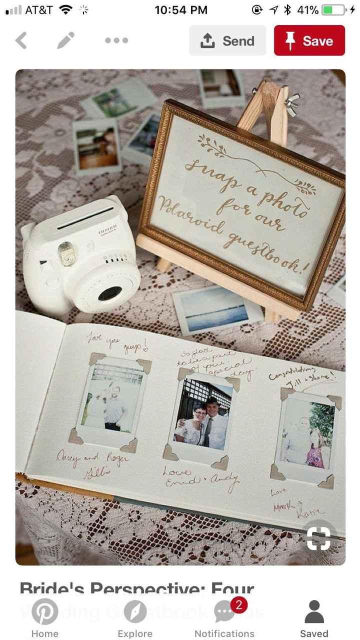polaroid guest book wedding wood guest book photo guest book wedding guest book ideas rustic wedding guest book