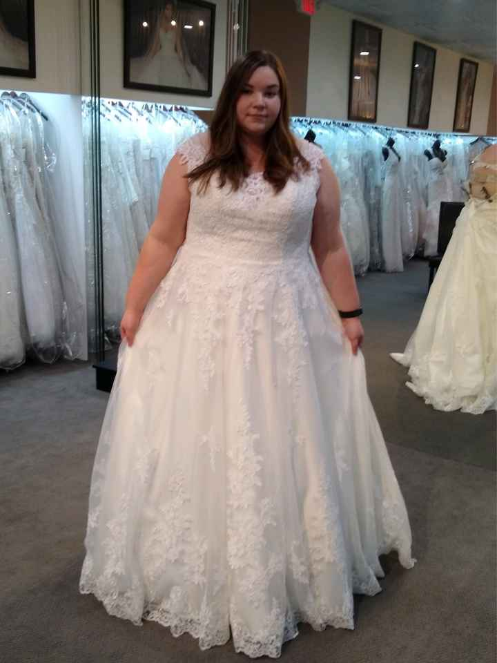 i said yes to the dress!! *pictures* - 1
