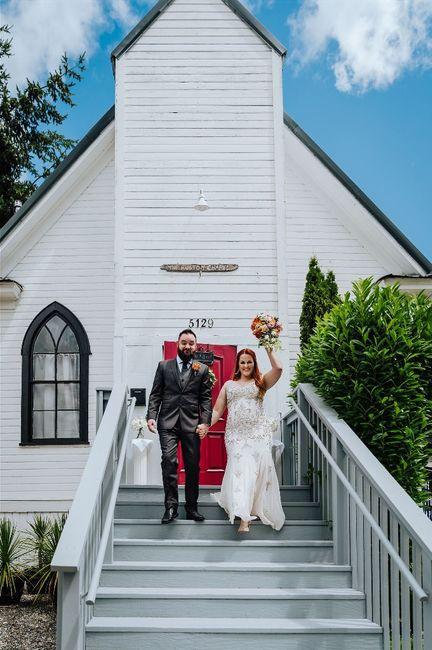covid Wedding Done! - 3