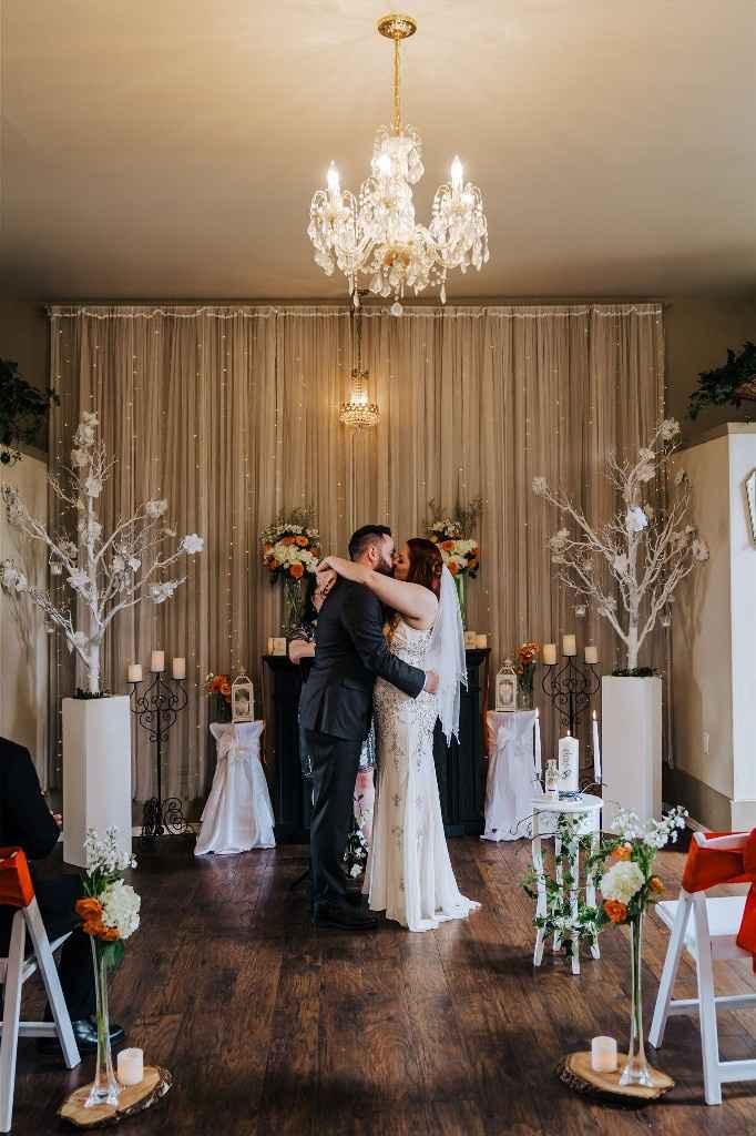 covid Wedding Done! - 2