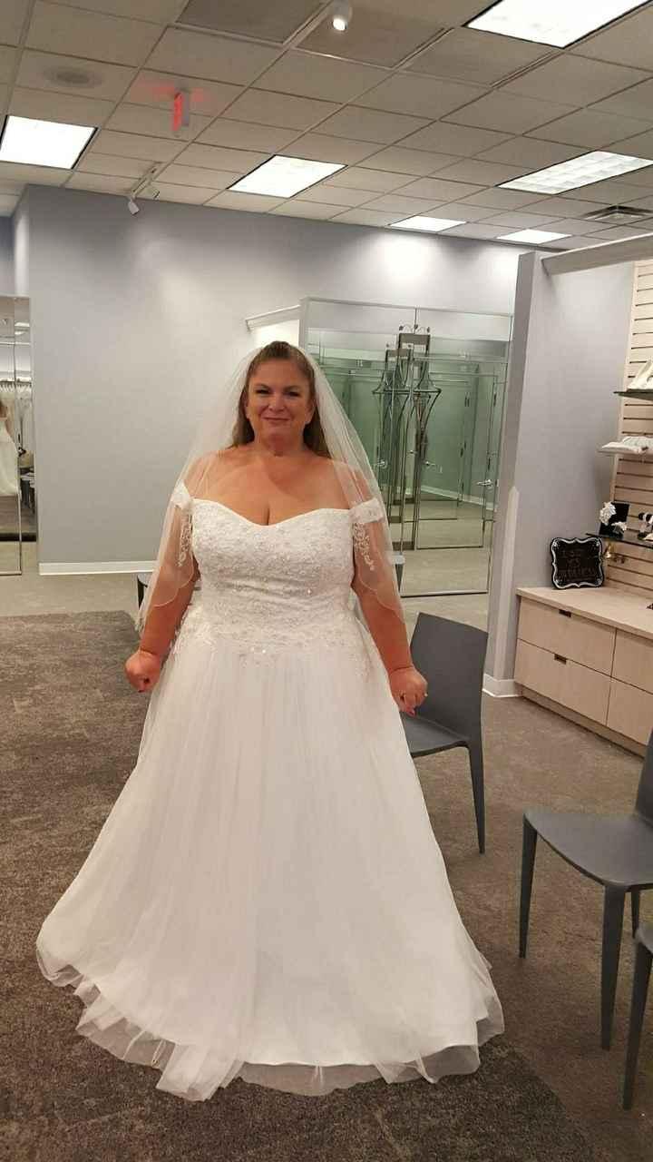 Plus size brides? - 1