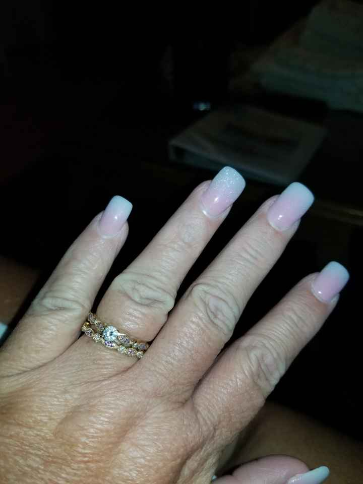 Nails for the big day - 1
