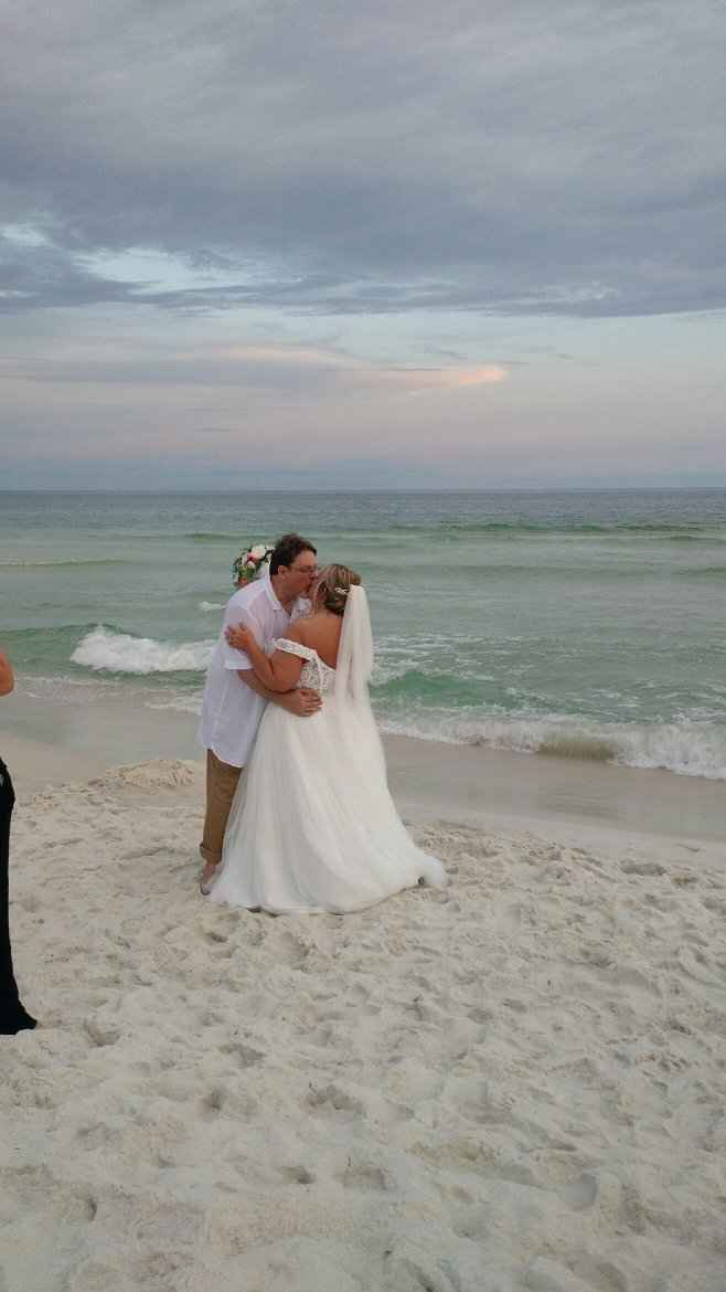 Waterfront weddings!  Who's getting married on the water? - 1