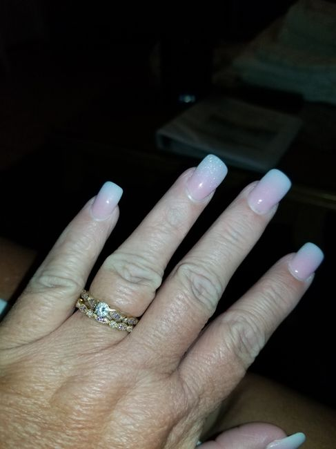 Nails for the big day 8