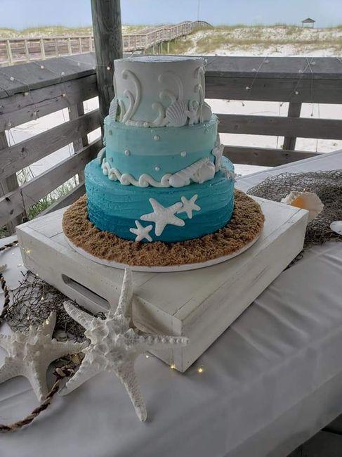 Show me your Publix cake! 1