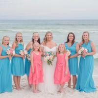 Coral wedding color! - 1