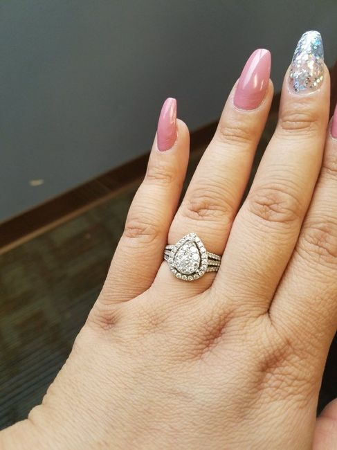 Brides of 2020!  Show us your ring! 8