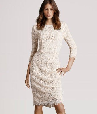 Brides who had a civil ceremony & a wedding...what did you wear?