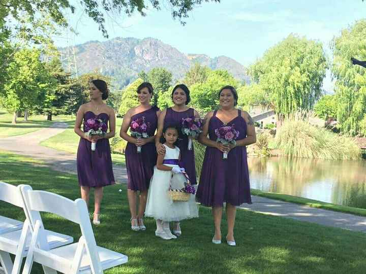 Awesome Bridesmaids