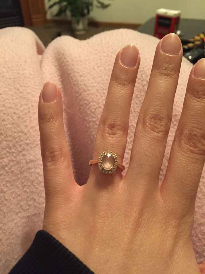 Show me your dainty rings/dainty fingers with your rings :)!