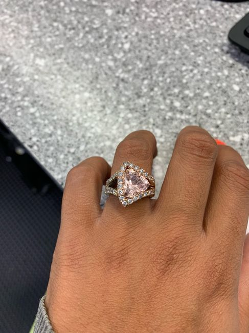 Engagement Rings: Expectation vs. Reality! 4