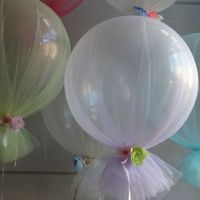 Balloons in the wedding...Awesome or Tacky