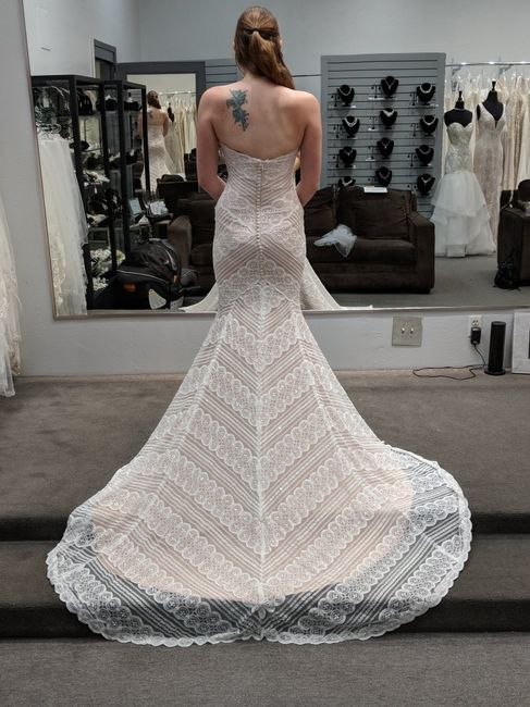 Does Your Dress Have a Train? 15