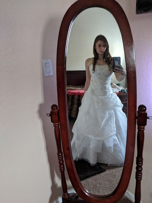 Did you say yes to the dress? 2