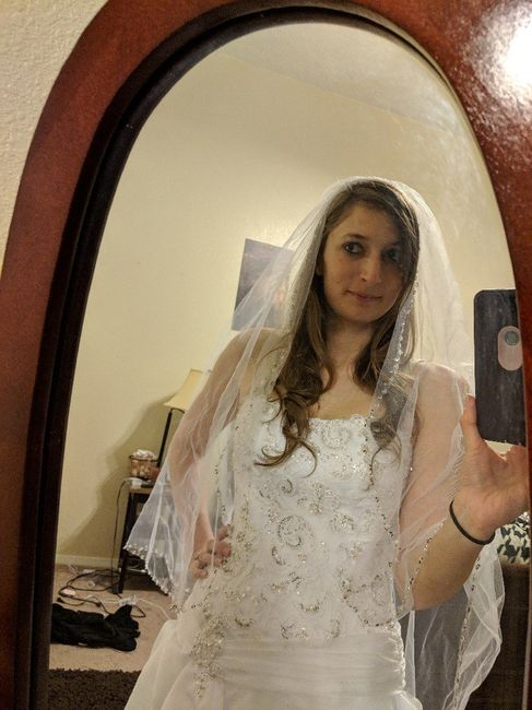 Show off your veil! 9