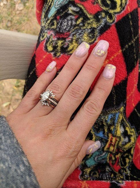 Wedding Nail!! 3