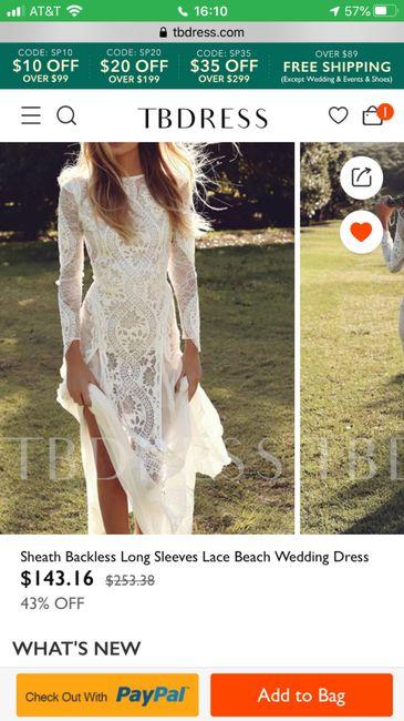 Wedding dress website 1