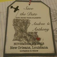 show me off your save the Date!! - 1
