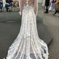 Wedding Dress Designers! Who are you wearing? - 1