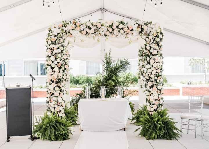 Catholic & Jewish Marriage Ceremony 1