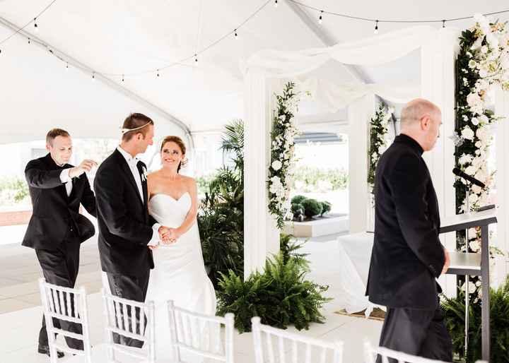 Catholic & Jewish Marriage Ceremony 2
