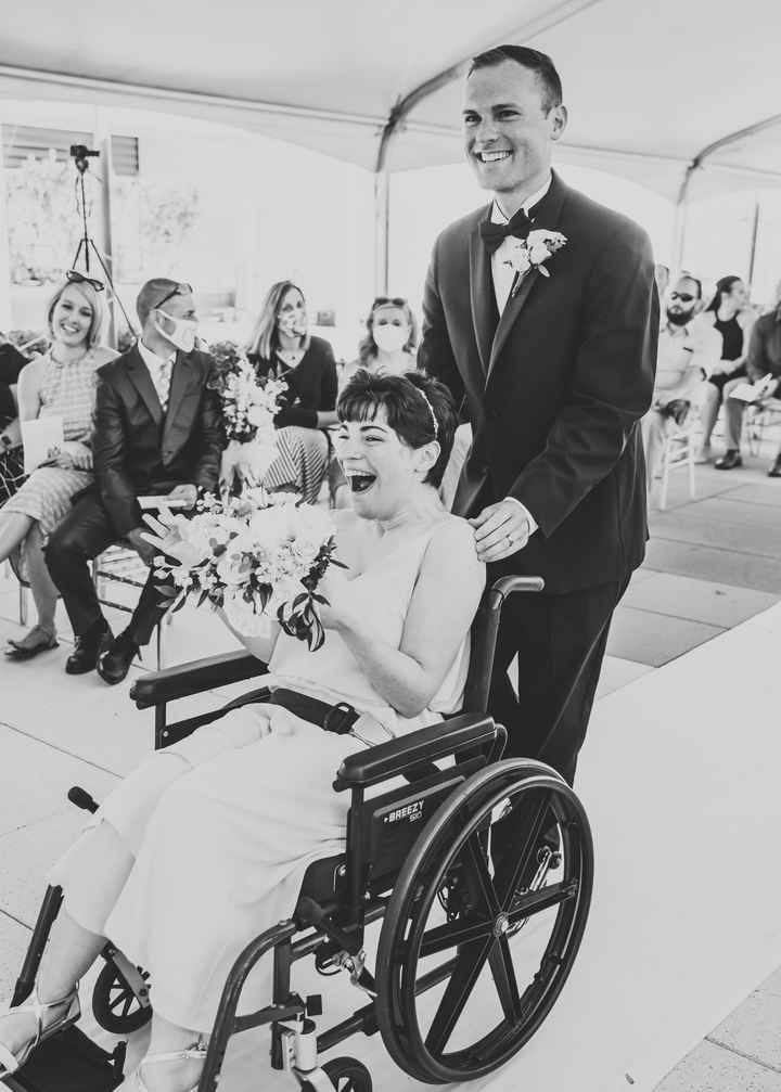 How do i incorporate my 3yo autistic stepdaughter in the wedding? 2